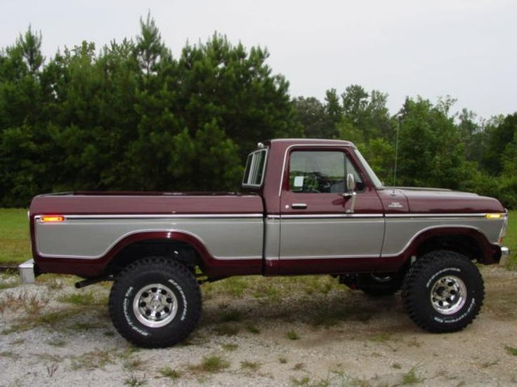 1979 ford f 150 short bed 4x4 used ford f 150 for sale. Black Bedroom Furniture Sets. Home Design Ideas