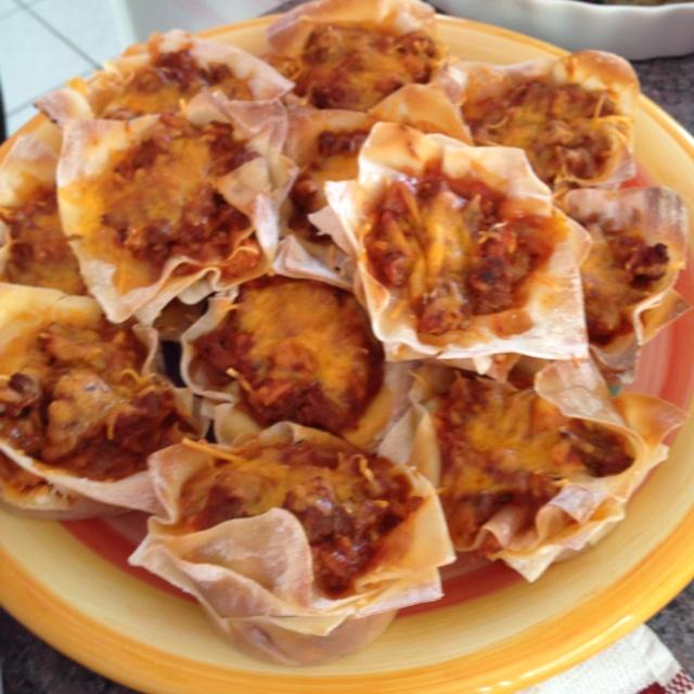 ... ricotta, reduced fat cheddar, and turkey Italian sausage/ground lean