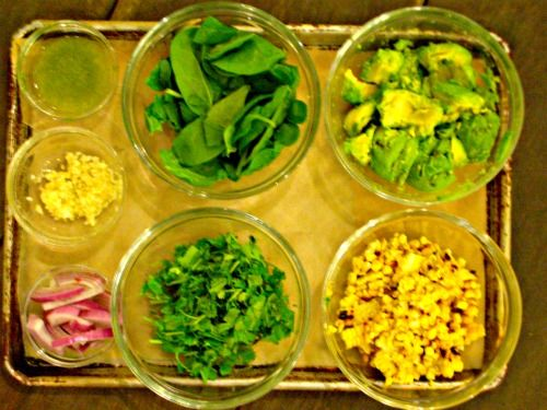 Asparagus n' Radish Corn Guacamole   Food I Love   Pinterest