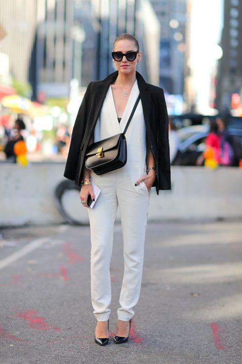 Street style new york fashion week spring 2014 - Bureau style new york ...