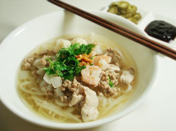 Phnom Penh Noodle Soup | The Soups & Stews | Pinterest