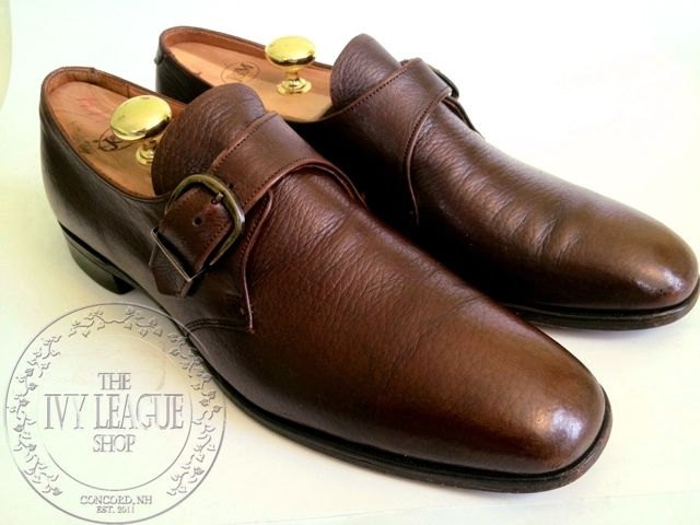 Details about NEW IN BOX COLE HAAN Mens Air Madison Monk Dress Shoe ...