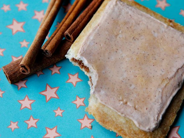 Homemade Brown Sugar Cinnamon Pop-Tarts from Serious Eats. http ...