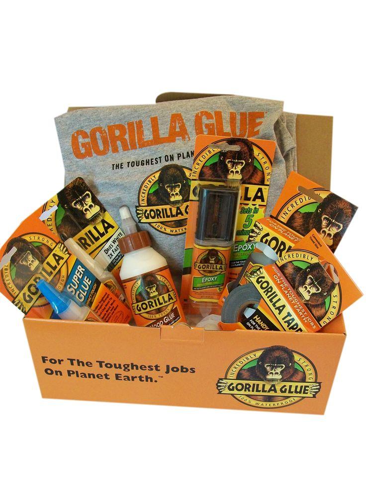 Gorilla Glue Giveaway on Shanty2Chic!!!
