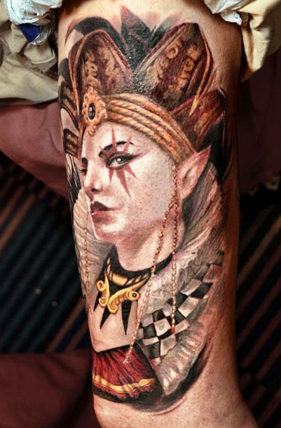 aussergew hnliche hervorragende tattoos tattoo 226 tattooscout forum. Black Bedroom Furniture Sets. Home Design Ideas