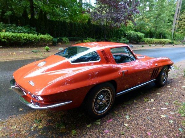 Craigslist Seattle Corvette Autos Post