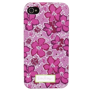 Lilly Pulitzer iPhone 4/4S Case - Sigma Kappa Sorority