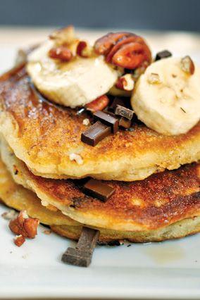 Single Lady Pancakes ;)