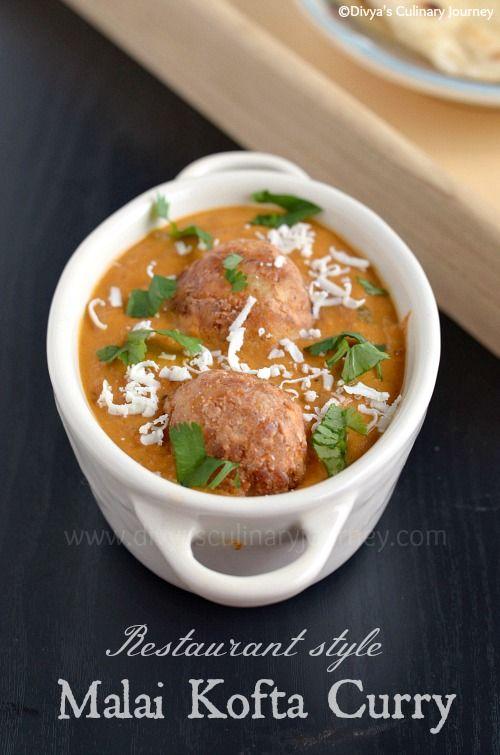 Malai Kofta gravy made in Restaurant style