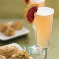 Tangerine-Ginger Caipirinhas - Bon Appétit. NOTE: image is not of the ...