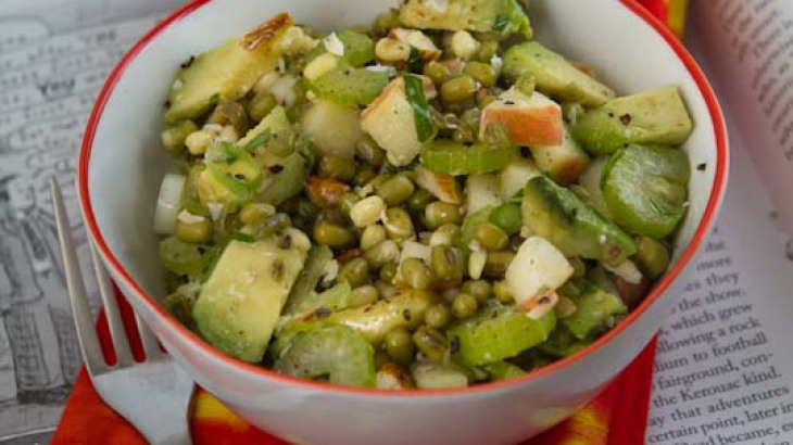 One Bowl Mung Bean Meal Recipe | Sister, Sister | Pinterest