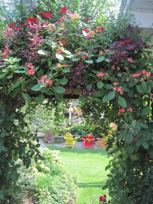 The Secret Garden Ideas Photograph The Secret Garden Bea