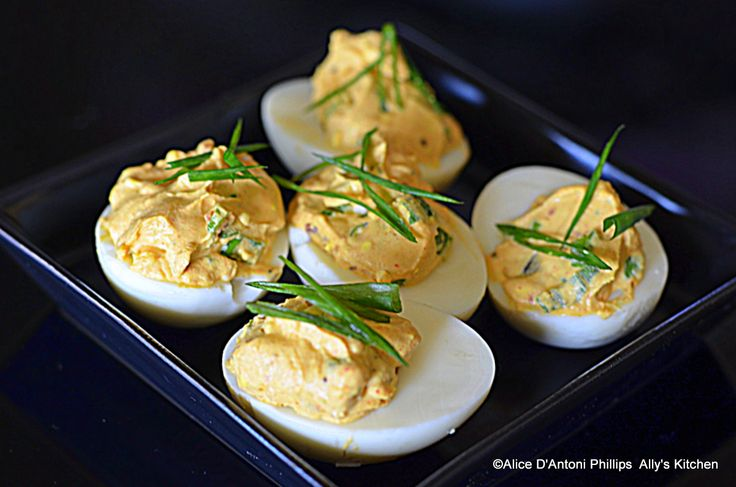 Smokey Bacon Wicked Deviled Eggs' Addictive & healthy! www ...
