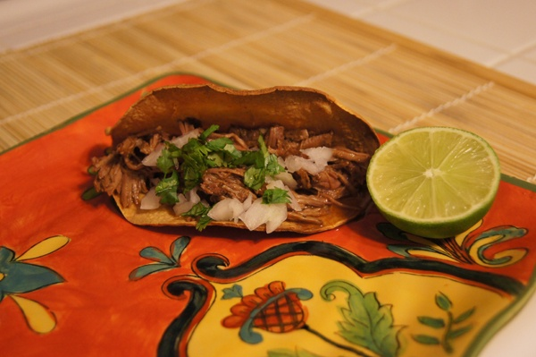 Crock Pot Beef Barbacoa throw it in the crockpot for a perfect Mexican ...
