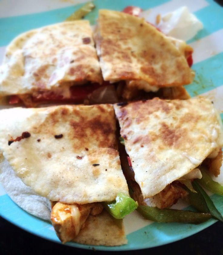 Shrimp Quesadillas | Food | Pinterest