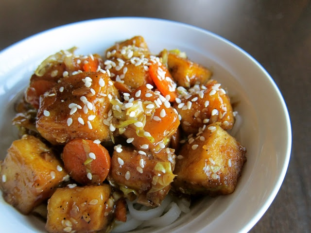 Kung Pao Tofu | Cibo Rica | Pinterest