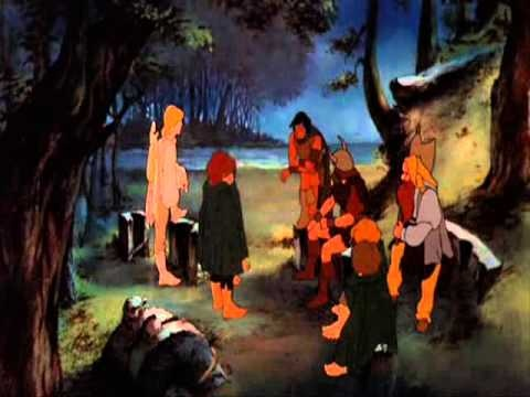 lord of the rings animated full length movies on youtube