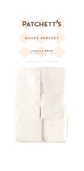 Classic vanilla marshmallows from Patchett's Confectionery.