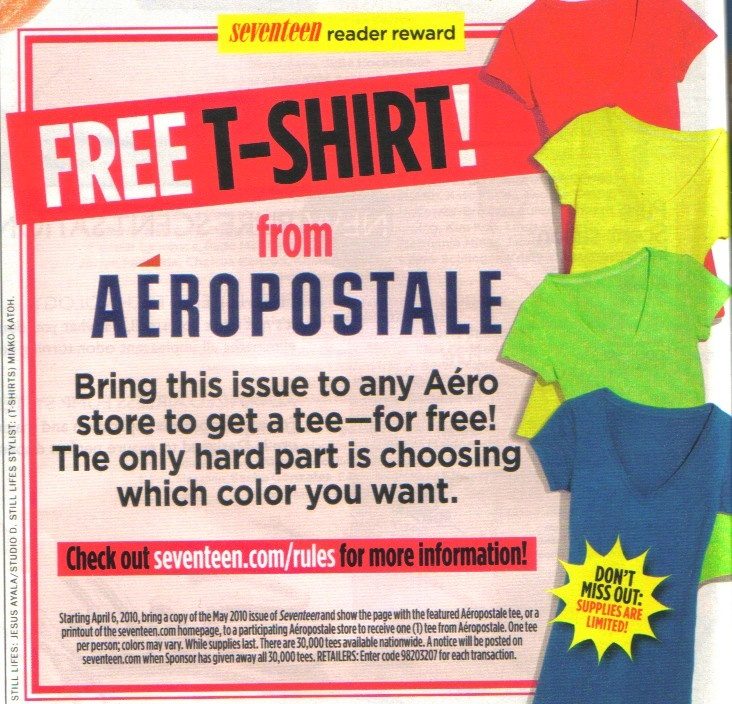 Aeropostale coupons codes july 2018