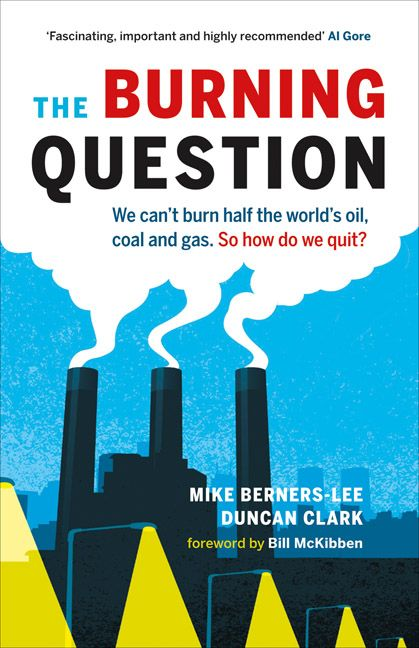 the burning question book review