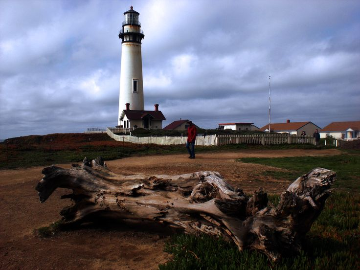 Lighthouse In Monterey Highway 1 Pinterest
