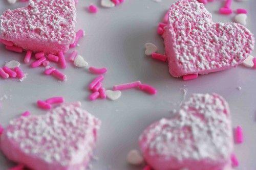 recipe for homemade strawberry marshmallows