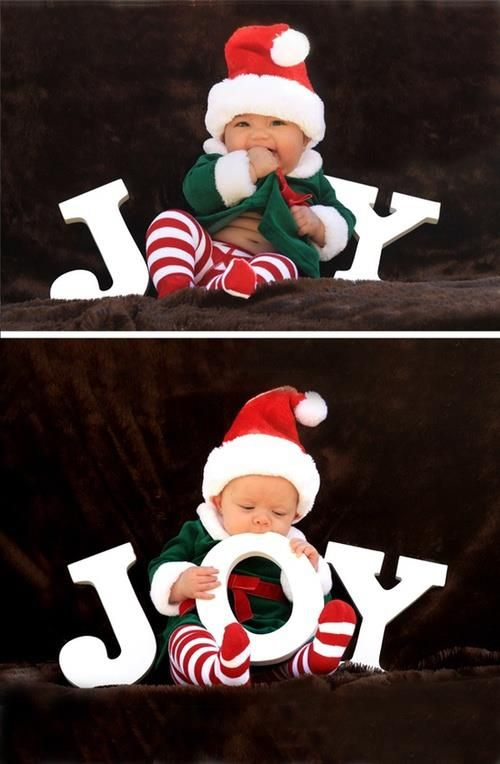 Christmas photography with children is adorable, I'm going to have to think about doing some of this