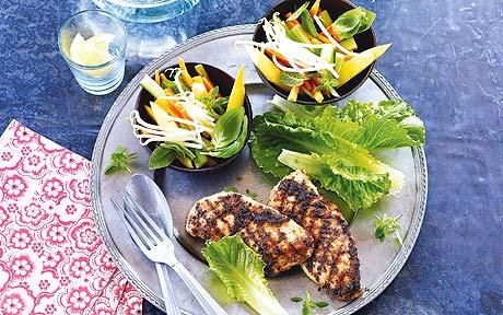 ... -pan lemon-grass chicken with vietnamese table salad | Foodarian