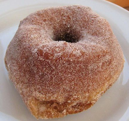 Baked Sugar Doughnuts Recipe, How To Make Baked Doughnuts, Doughnut ...