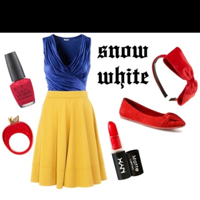 snow white modern version
