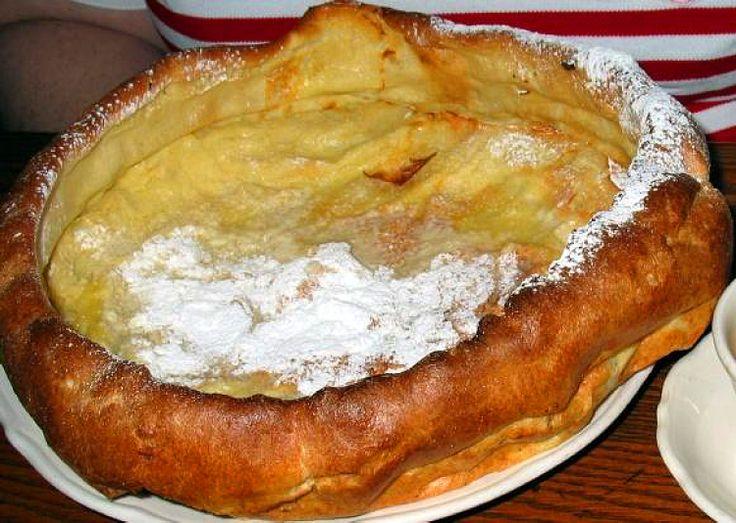 German Oven Pancake | good things to eat | Pinterest