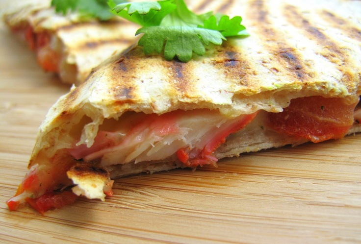"Tandoori Quesadillas - Cooking With ""The Comfort Of Apples"" Recipes..."