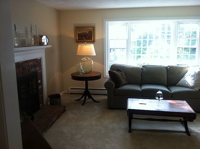 The living room old owner 39 s furniture cape cod living for Living room furniture 0 finance