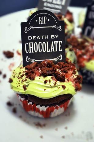 Moist Chocolate Cupcakes- Super Easy- Budget Recipe - Food.com ...