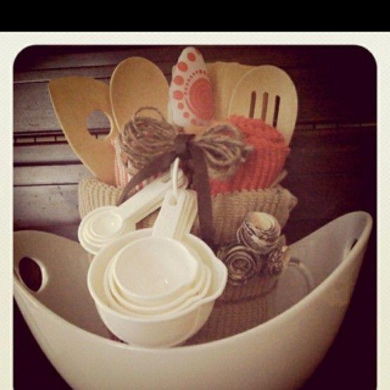 Wedding Shower Gift Ideas Pinterest : Housewarming or Bridal Shower Gift gift ideas Pinterest