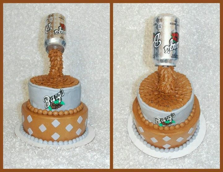 Root beer cake | Cake Ideas | Pinterest