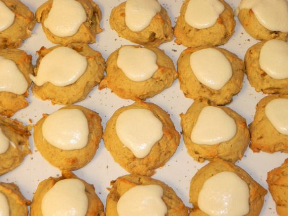 persimmon cookies 1 | Sweet Noms | Pinterest