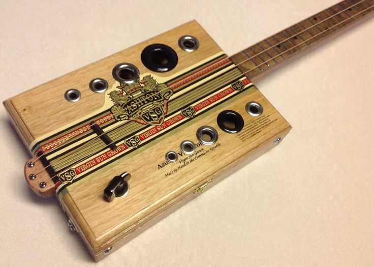 how to make a guitar shipping box