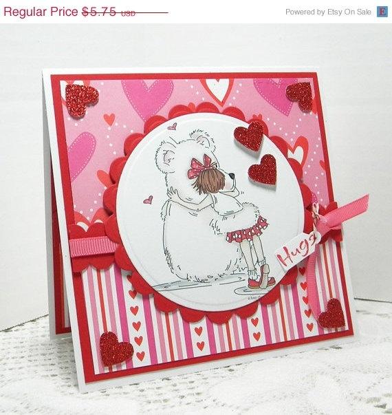 Valentine Card   Handmade Cards   Pinterest