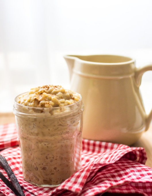 Toasted Arborio Rice Pudding | Recipes | Pinterest