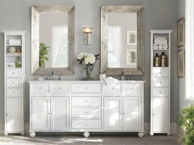 Elegant Bathroom Decor design | The way every bathroom should be..