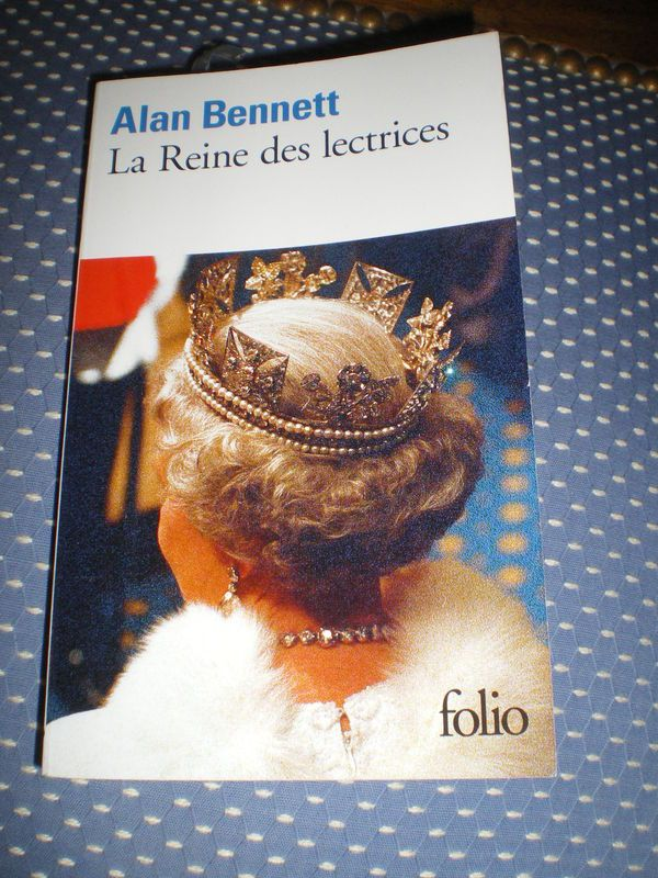 La Reine des lectrices... So shocking !