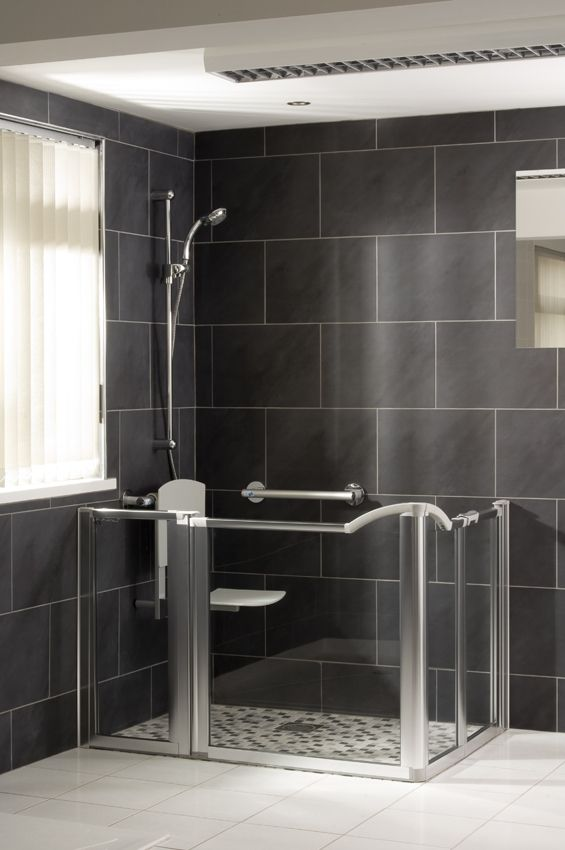 Walk-In Showers with Seats
