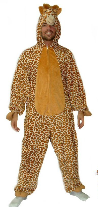 Giraffe onesie - OUR ONESIES www.costumebazaar.com.au - Pinterest