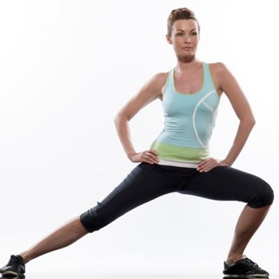 fitness tips lean strong legs faster