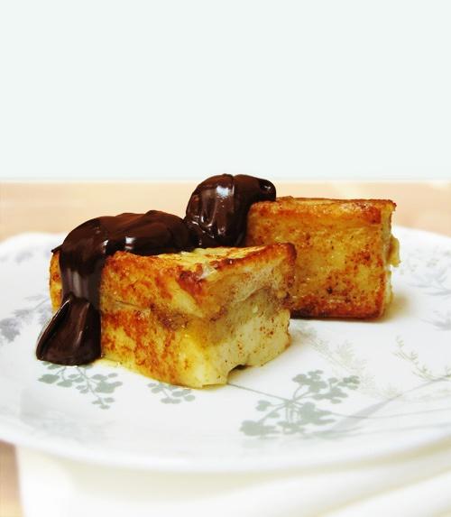 banana bread pudding | mmMMmm | Pinterest