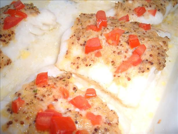 Simple Baked Cod (Or Haddock). Photo by CulinaryQueen