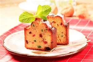 very moist cake. Popular frostings include marzipan, brandy butter ...