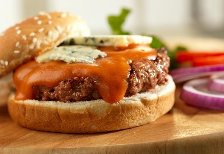 Buffalo burger | Best Burgers | Pinterest