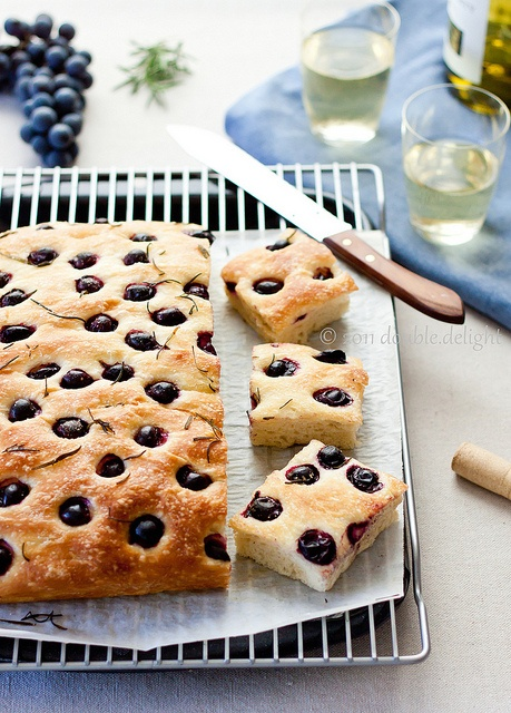 concord grape focaccia with rosemary by double.delight, via Flickr